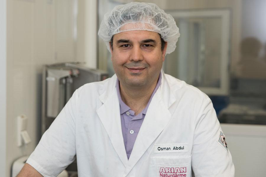 Osman Abdul, Betriebsleitung