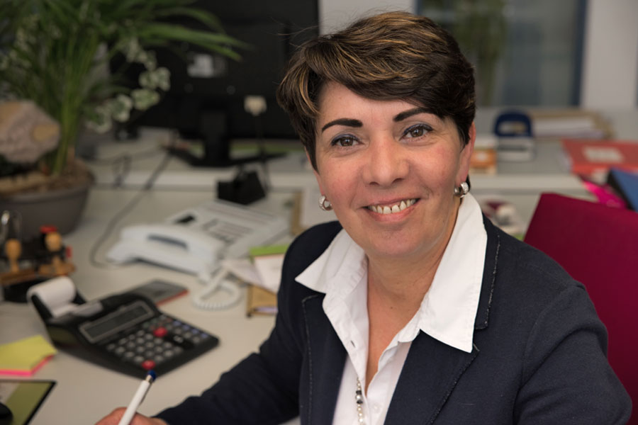 Sabine Strauß, Geschäftsleitung